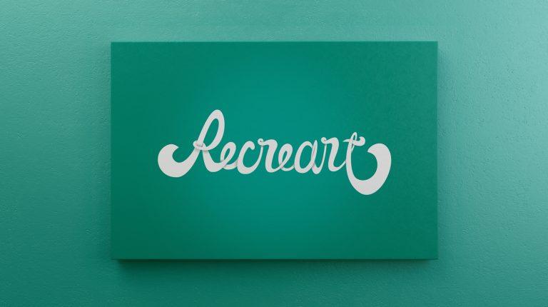 Lettering Recreart