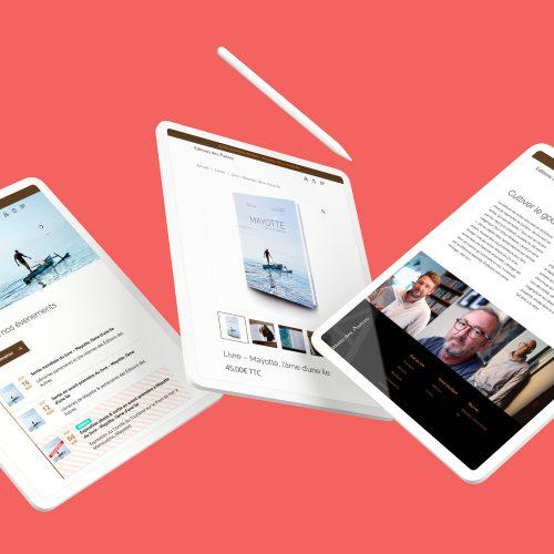 e-commerce editions des autres